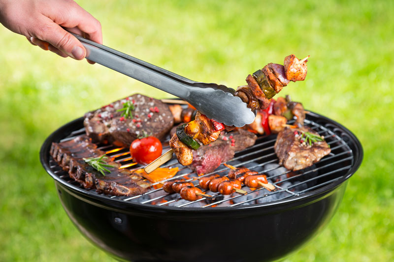 Grilling Safe Tips For Barbecue Month