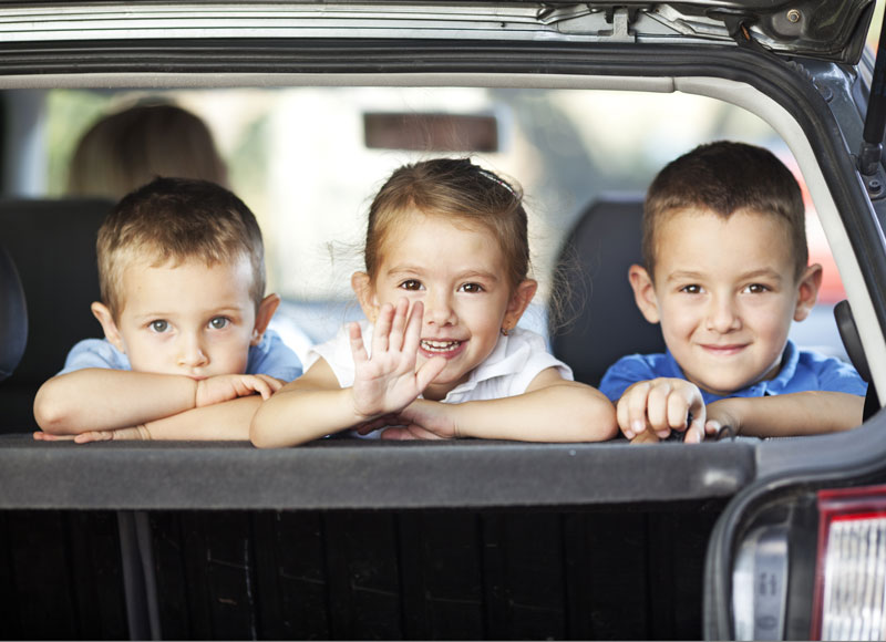 Tips for Your Family Road Trip & Auto Insurance in Kent, WA