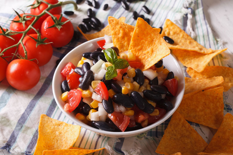Avocado Bean Dip Recipe for Your Next Tailgate