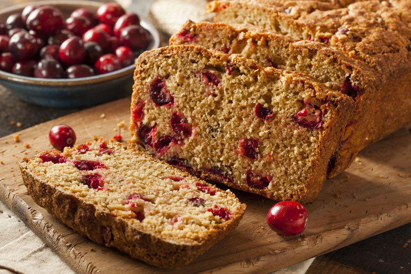 Orange Cranberry Bread Recipe for All Your Holiday Celebrations