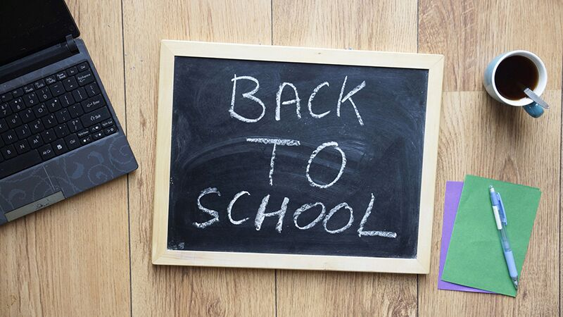 Try Out These Tips to Get Your Kids Ready for School